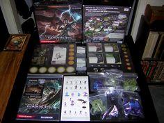 Dungeons & Dragons: Temple of Elemental Evil Board Game | Image | BoardGameGeek
