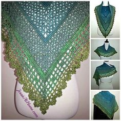 Here is another gorgeous lacy shawl!This shawl's name has a story behind it, which I find pretty interesting. The Juliette shawl byJesse at home it's been designed to be worn at the Girl Scout parade, for St Patrick's day and it's been named after Juliette Gordon Low, the founder of the Girl Guides, which became …