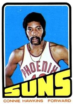 "NBA 1970'S  ""The Hawk"""