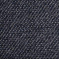 Italian Metallic SIlver/Navy/Gray Wool Knit