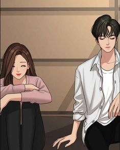 suho x jukyung Cute Couple Drawings, Anime Couples Drawings, Girl Cartoon Characters, Cartoon Art, Cute Couple Wallpaper, Girl Drawing Sketches, Fantasy Couples, Webtoon Comics, Digital Art Girl