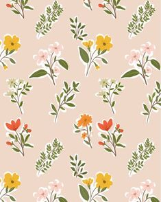 Flowers background wallpapers surface design ideas for 2019 Textures Patterns, Fabric Patterns, Flower Patterns, Print Patterns, Flower Pattern Drawing, Flower Pattern Design, Flower Background Wallpaper, Flower Backgrounds, Motif Floral