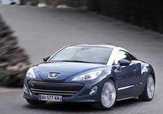 Peugeot RCZ auto - http://autotras.com