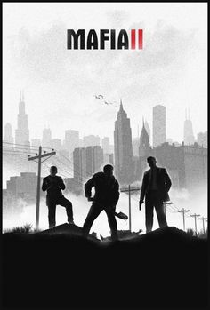 In excitement for Mafia 3 being announced at gamescom, I decided it'd be a good idea to re-visit one of my very first ever poster designs. Mafia Video Game, Mafia Game, Mafia 2, Mafia Gangster, Star Wars Poster, Star Wars Art, Star Trek, Mafia Wallpaper, Gaming Wall Art