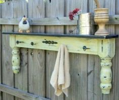 Let's get started with the DIY outdoor furniture projects. Wooden Shelves Kitchen, Bathroom Wall Shelves, Table Shelves, Rustic Shelves, Display Shelves, Farmhouse Shelving, Simple Furniture, Diy Outdoor Furniture, Furniture Projects