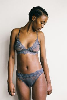 Bonnie Softcup Bra Granite