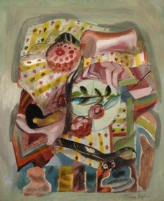 Francis Hodgkins Self Portrait