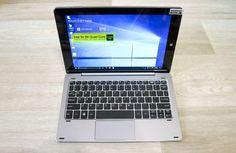 Chuwi Hi10 Pro il rivale del Surface Microsoft con Windows e Android solo 190 euro