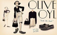 Olive Oyl X The Standard Hotel