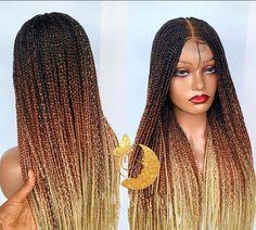 Box Braid Wig, Braids Wig, Cornrows, Box Braids, Blonde Braids, Braids For Kids, Girls Braids, Senegalese Twist Hairstyles, Braided Hairstyles