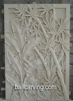 stone reliefs - Google Search Mural Painting, Mural Art, Wall Murals, Clay Wall Art, Clay Art, Stone Carving, Wood Carving, Plaster Art, Vases