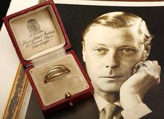 Cartier ring...
