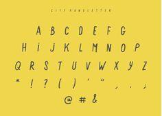 Beattie's font. #typography #design