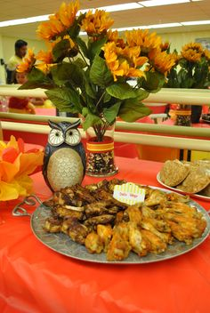 Winnie the Pooh Party -Owl's Wings