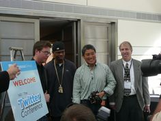 140 | The Twitter Conference in LA. Memories. :-) @tweethouse @sbroback
