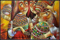 ukrainian artist/ Yuri Matsik| Viola.bz | Страница 2