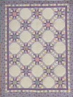 Tennessee Waltz quilt pattern...I have one of these, in UFO stages...LOL