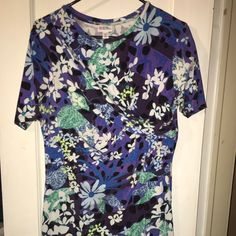petter pilotto for target wrap front dress floral printed stretch wrap front midi length dress Peter Pilotto for Target Dresses Midi