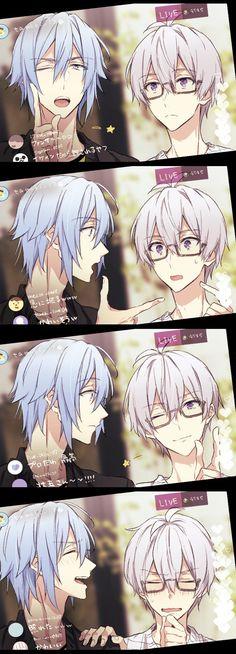 Tamaki et So Hot Anime Boy, Anime Love, Anime Guys, Hotarubi No Mori, Natsume Yuujinchou, Bishounen, Cute Anime Couples, Anime Comics, Kawaii Anime