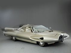 1958 Ford X-2000 Concept Car...