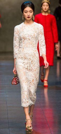 Выбираем кружевное платье для Старого Нового года - В тренде - ИЛЬ ДЕ БОТЭ - магазины парфюмерии и косметики