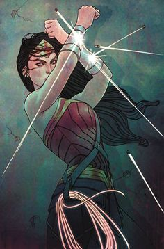 Wonder Woman #10 Variant
