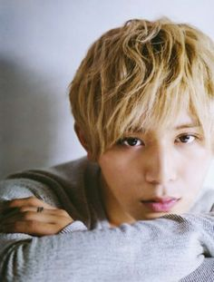 yamada ryosuke // hey say jump  // men's fashion // japan