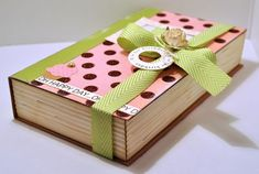 The Cutting Cafe': BOOK BOX HOLDER