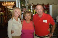 RecoveryView.com author Marcia Ullett with Josie and Jim Herndon at the Feb. 14 Palm Springs Network Luncheon co-sponsored by ATS-IOP.