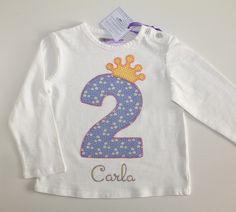 cocodrilova: camiseta cumpleaños 2 años #camisetacumpleaños #camisetapersonalizada #cumpleaños #2años  camiseta-cumpleaños-2años