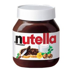 Jean Lauzier's Blog N is for NUTELLA ❤ liked on Polyvore featuring food, fillers, food and drink, comida and food & drinks