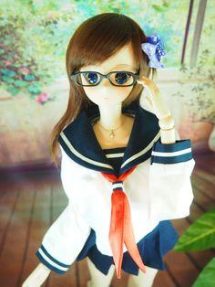 Smart Doll Chitose Shirasawa by nekobasu18