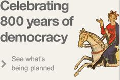Events | Magna Carta Trust 800th Anniversary | Celebrating 800 years of democracy