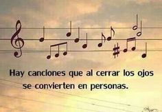music notes images, image search, & inspiration to browse every day. Sound Of Music, Music Is Life, Music Music, Frases Humor, Tumblr, Music Wallpaper, Nature Quotes, Spanish Quotes, Music Lovers