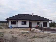 DOM.PL™ - Projekt domu HG-H3A CE - DOM AL1-01 - gotowy koszt budowy House Layout Plans, Family House Plans, House Layouts, Beautiful House Plans, Beautiful Homes, One Storey House, Home Fashion, Gazebo, Outdoor Structures