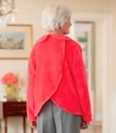 Medical adaptive clothes are useful for those with limited mobility (temporary or permanent) and medical conditions including: the elderly, the disabled, post-surgery needs, nursing homes, special needs, joint therapy, incontinence, fitness needs, Parkinson's, multiple sclerosis, stroke victims, arthritis victims, and many others.
