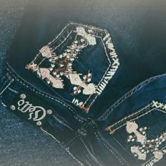Jeans They are slightly worn no rips , tares , or stains cello jeans any questions comment :-) cello Jeans Boot Cut