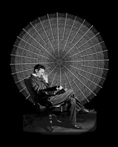 """""""The day science begins to study non-physical phenomena, it will make more progress in one decade than in all the previous centuries of its existence.""""  - Nikola Tesla -"""