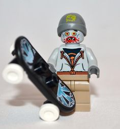 Black Friday Toy Deals, Black Friday Specials, Lego Custom Minifigures, Lego Minifigs, Cool Lego, Cool Toys, Street Skater, Lego Zombies, Minecraft Mini Figures