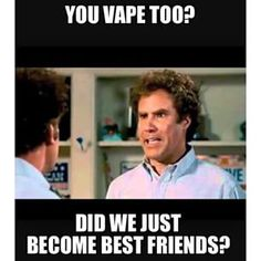 When you find out your friend just started vaping. #VaporHub [ Vapor-Hub.com ]