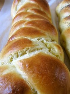 I love challah bread