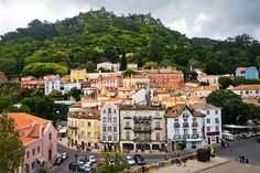 Sintra, Portugal straight out of a fairytale