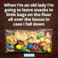 disaster preparedness at its best.