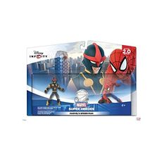 Disney Infinity Marvel Super Heroes 20 Edition  Marvels SpiderMan Play Set Universal -- Check this awesome product by going to the link at the image.