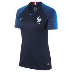 Nike 2018 World Cup Womens France Soccer Jersey (Home): https://www.soccerevolution.com/store/products/NIK_41177_A.php