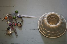 Kettukolossa: Tuulikello/ wind chime from old stuff