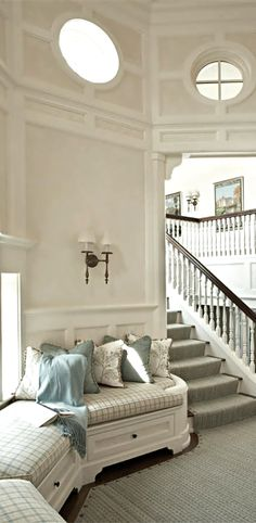 Cottage Blues ● Entryway
