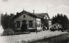 Old railwaystation, Imatra