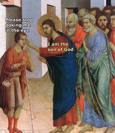 RuinMyWeek.com #funny #pics #pictures #photos #comedy #humor #hilarious Old Memes, Dankest Memes, Funny Memes, Hilarious, Funny Comedy, Funny Gifs, Renaissance Memes, Medieval Memes, Classical Art Memes