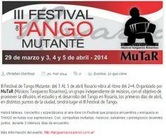 III Festival de Tango Mutante